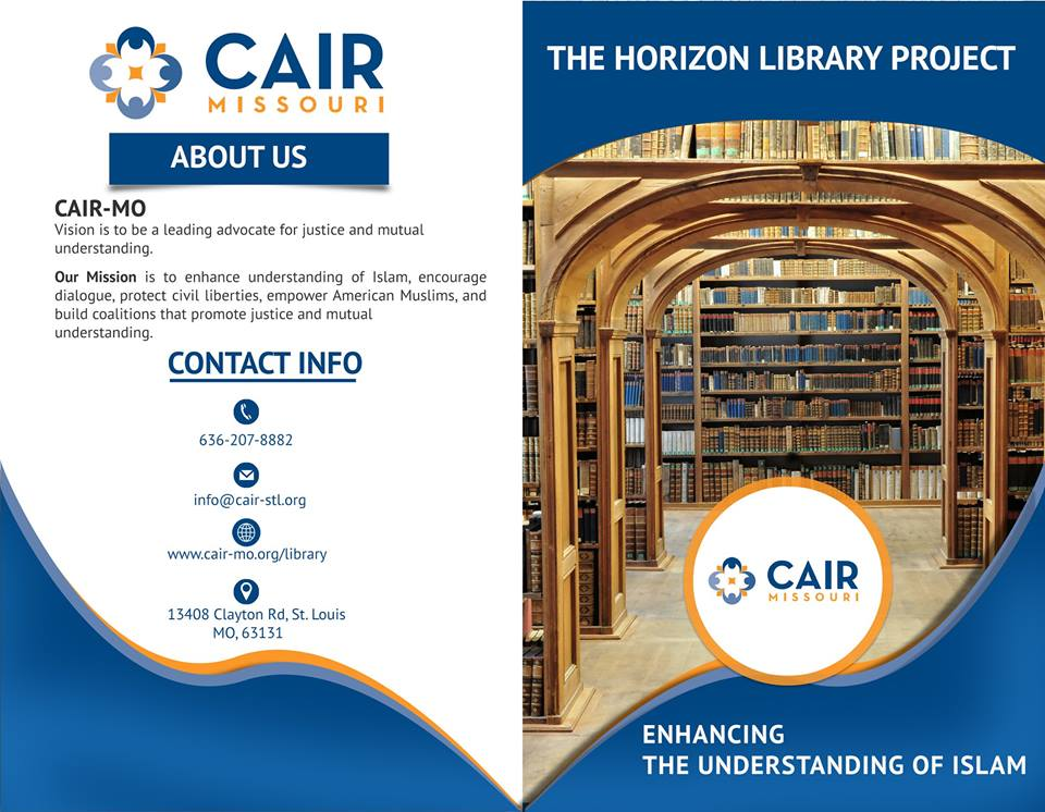 CAIR MO Library Horizon Library Project