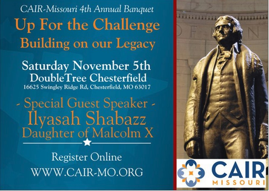 CAIR Missouri 4th Annual Banquet