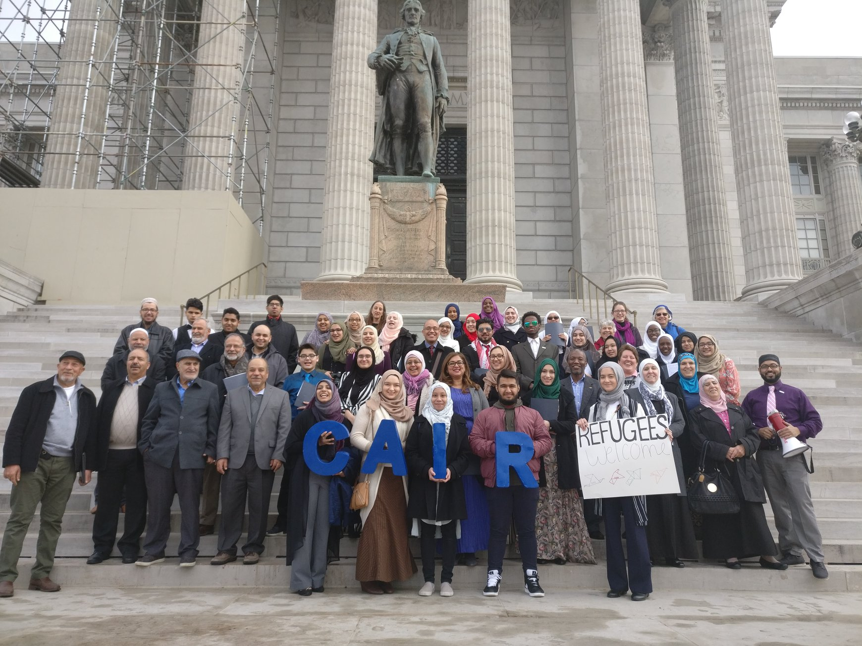 CAIR Missouri Muslim Capitol Day