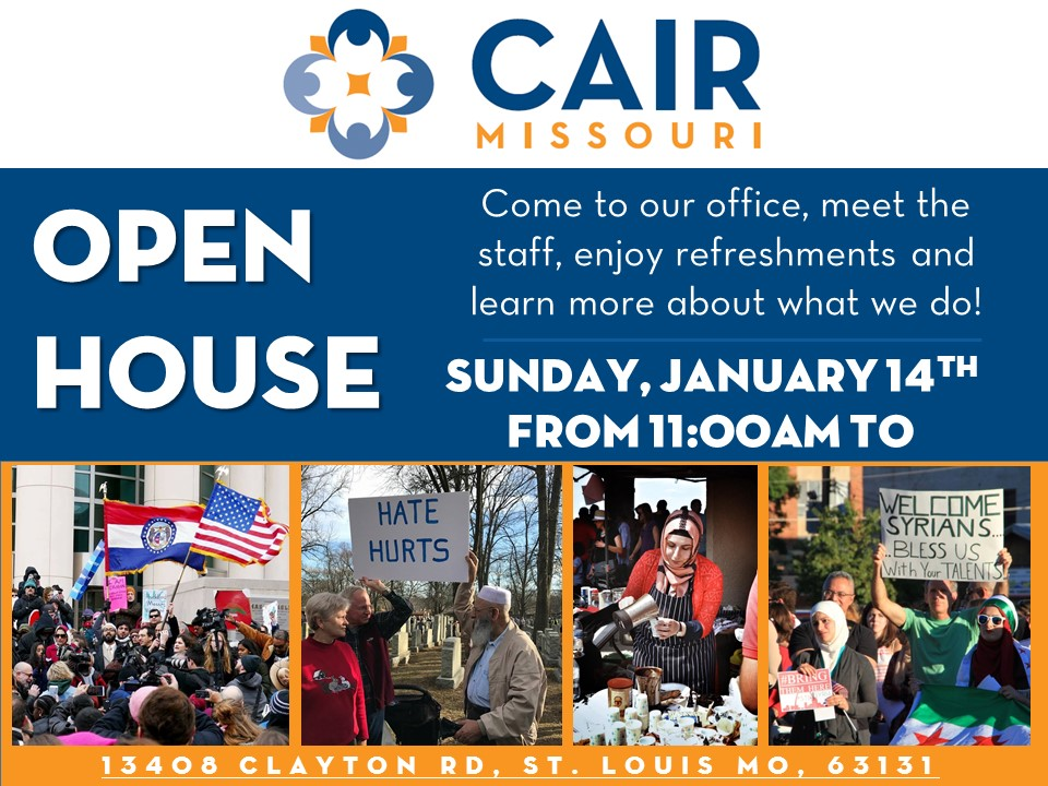 CAIR Missouri Open House