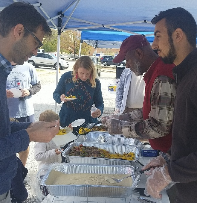 Columbias Great Muslim Food Festival