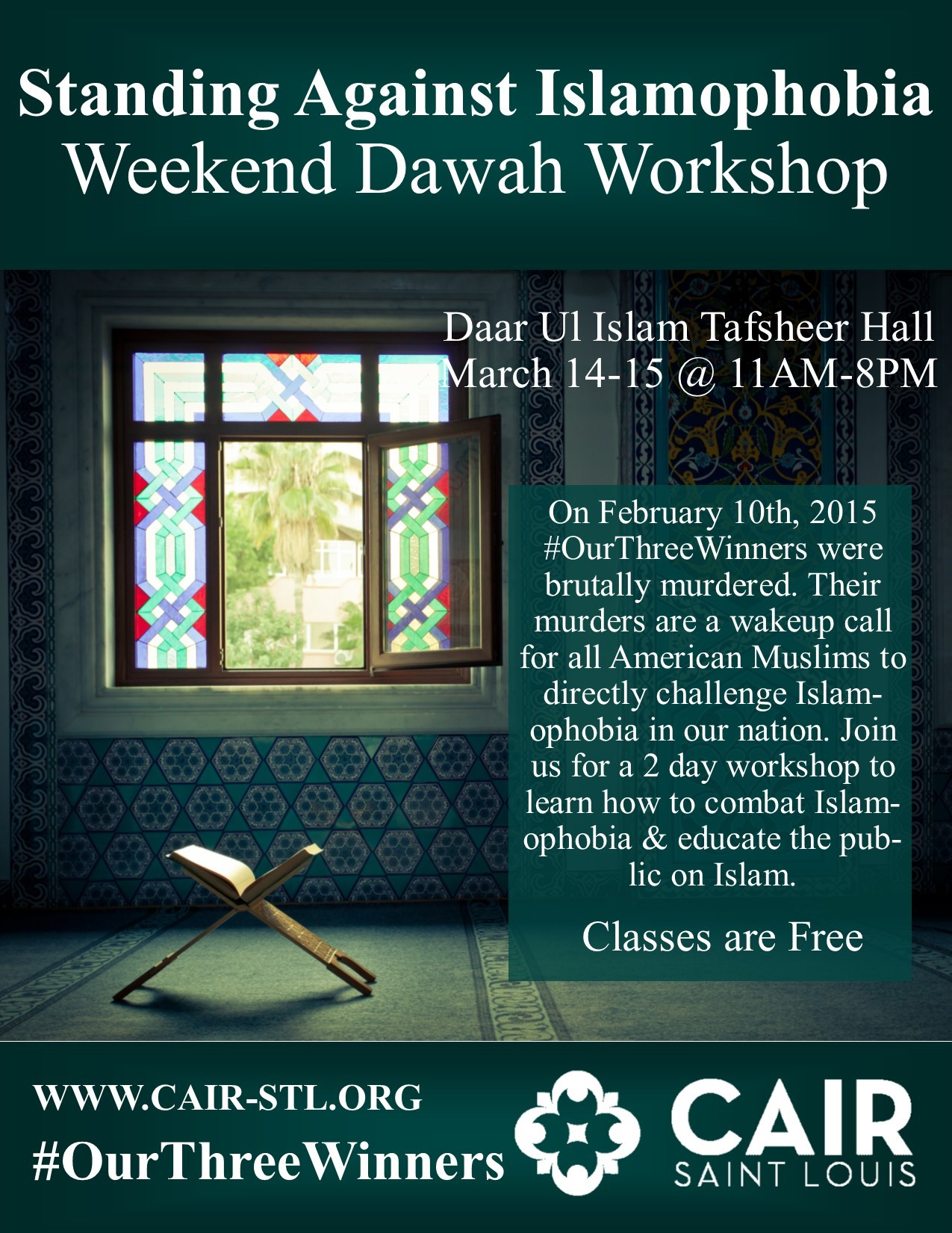 Dawah Workshop CAIR STL