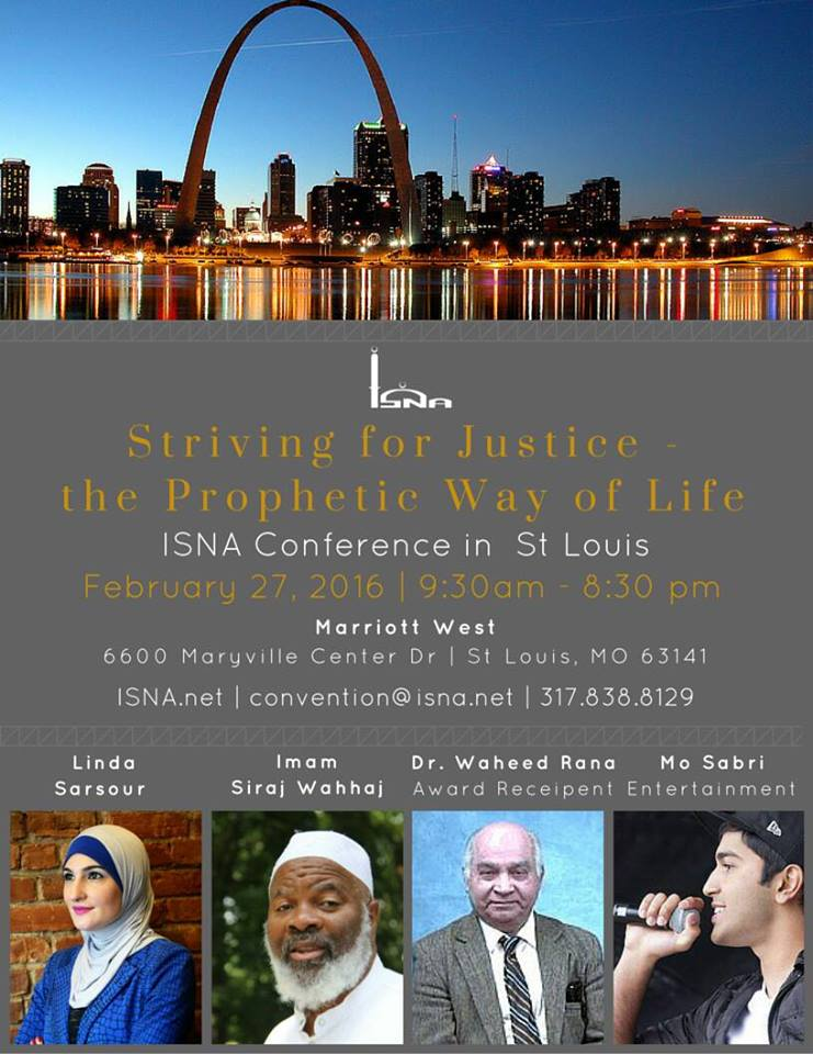 ISNA Justice Flyer