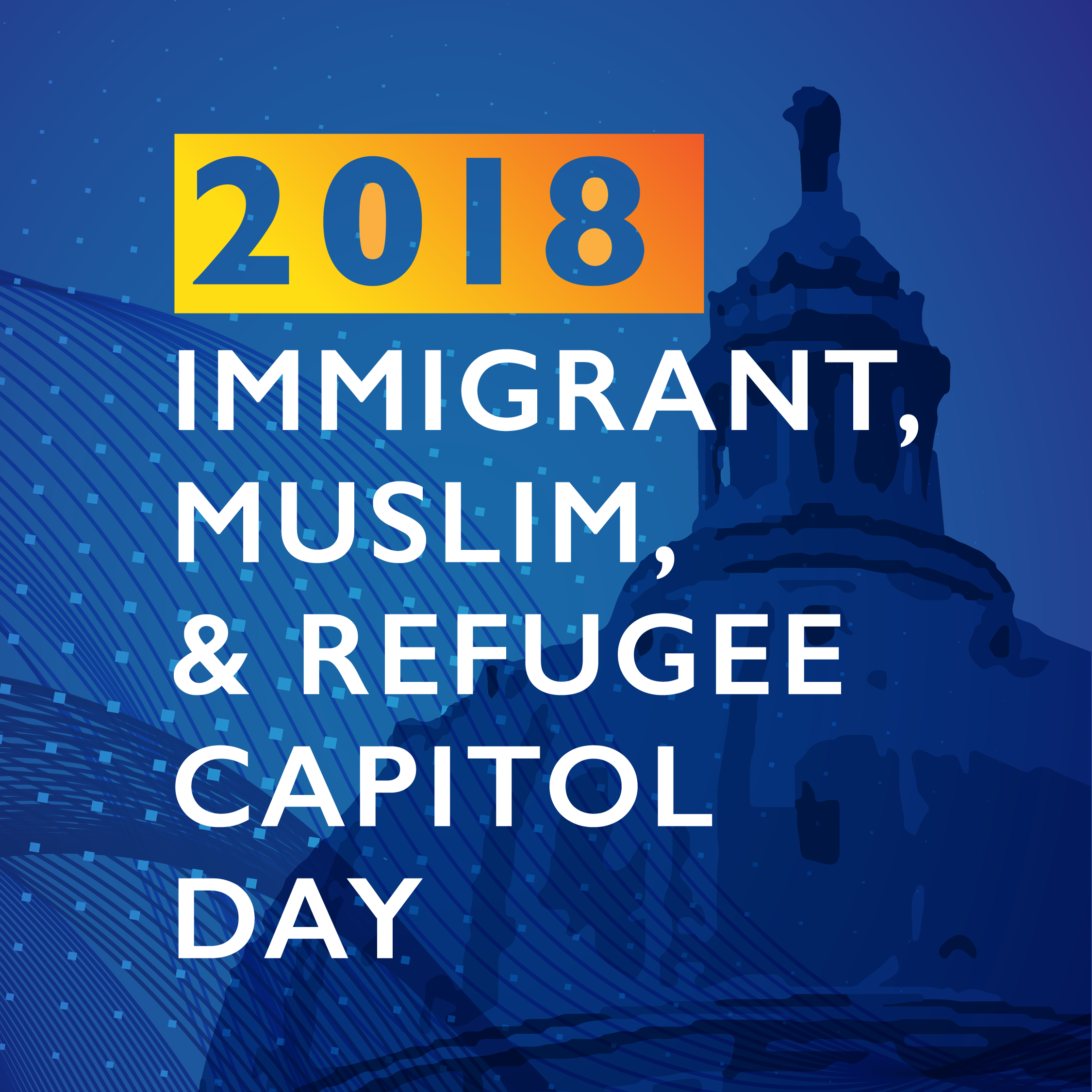 Missouri Muslim Capitol Day 2018 Advertising