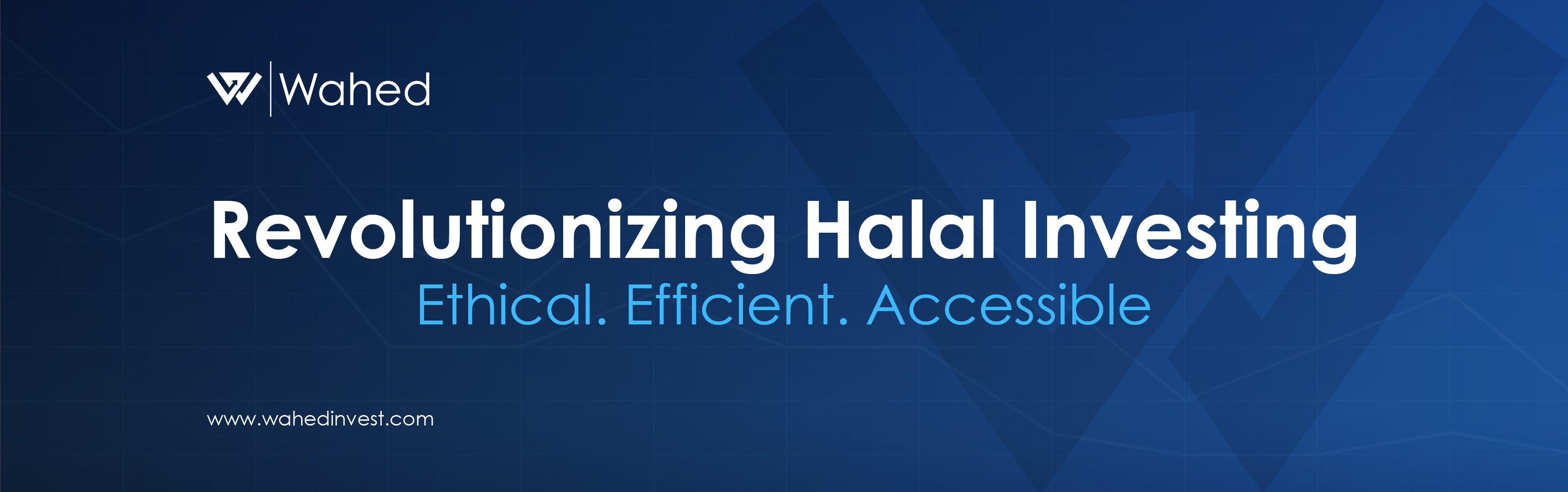 Revolutionizing Halal investment ISNA Banner copy