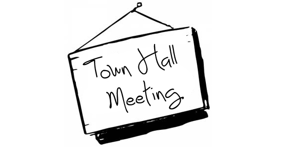Town Hall Meeting 4