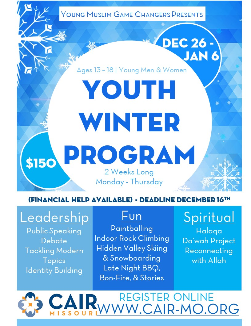 Winter Youth Conference Final Flyer