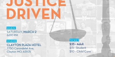 Faith Led Justice Driven: 6th Annual Banquet & Fundraiser