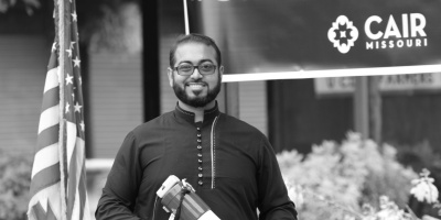 Director Faizan Syed Leaving CAIR-MO: Farewell & New Opportunities Letter
