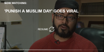 From 'Punish a Muslim Day' to 'Love a Muslim Day'