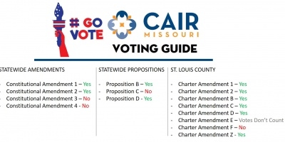 CAIR-Missouri Ballot Issues Voting Guide